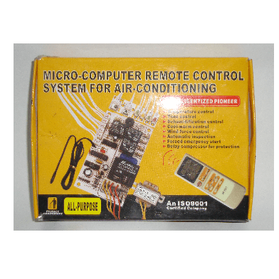 Micro-computer-remote-control-system-air